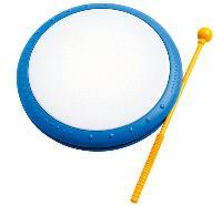 Tambourin plastique