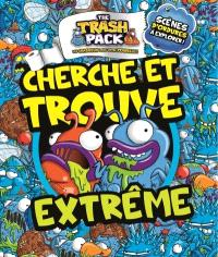 The Trash pack  : cherche et trouve extrême, Scènes d'ordures à explorer!