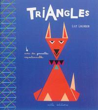Triangles : avec des gommettes repositionnables
