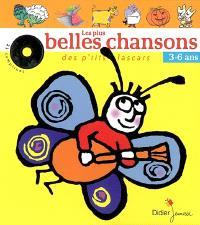 Les plus belles chansons des p'tits lascars, 3-6 ans
