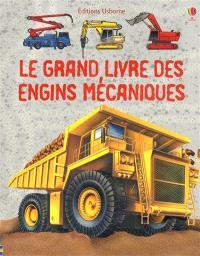 Le grand livre des engins mécaniques