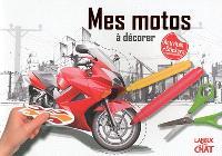 Mes motos à décorer