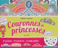 Couronnes de princesses à décorer