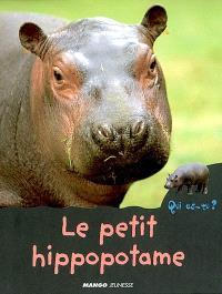 Le petit hippopotame