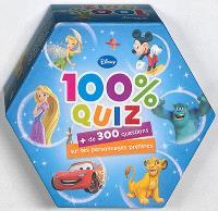 Disney, 100 % quiz : + de 300 questions sur tes personnages préférés