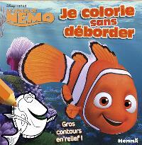 Le monde de Nemo : je colorie sans déborder