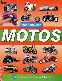 Mes 100 super motos