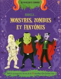 Monstres, zombies et fantômes