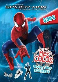 Amazing Spider-Man 2 : mes colos : avec des stickers