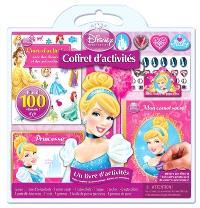 Disney princesses : coffret d'activités