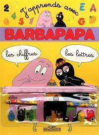 J'apprends avec Barbapapa : les chiffres, les lettres