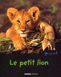 Le petit lion