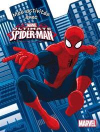 Mes activités avec ultimate Spider-Man