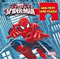 Ultimate Spider-Man : mon petit livre puzzle