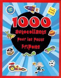 1.000 autocollants pour les petits fripons