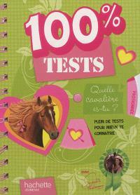 100 % tests avec Sophie Thalmann : quelle cavalière es-tu ?