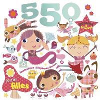 550 dessins à trouver pour les filles