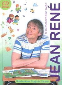A la maternelle avec Jean-René