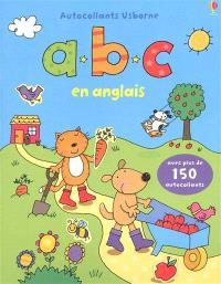 Abc : en anglais