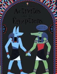Activités avec les Egyptiens