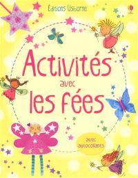 Activités avec les fées