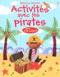 Activités avec les pirates