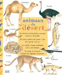 Animaux du désert
