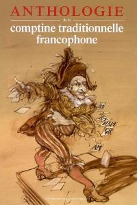 Anthologie de la comptine traditionnelle francophone