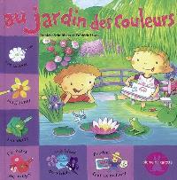 Au jardin des couleurs