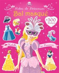 Bal masqué : robes de princesses