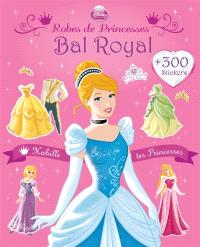Bal royal : robes de princesses