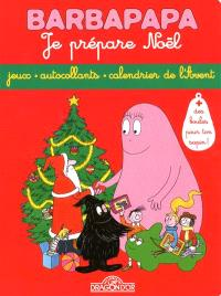 Barbapapa : je prépare Noël