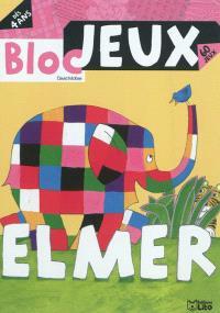 Bloc jeux Elmer