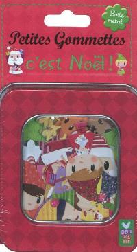 C'est Noël ! : petites gommettes