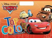 Cars : top coloriage
