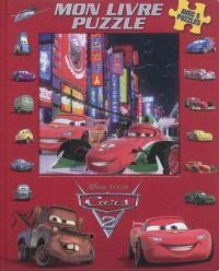 Cars 2 : mon livre-puzzle