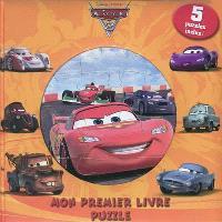 Cars 2 : mon premier livre puzzle