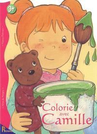 Colorie avec Camille