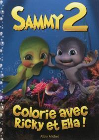 Colorie avec Ricky et Ella ! : Sammy 2