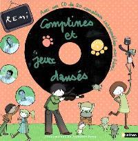 Comptines et jeux dansés. Volume 4