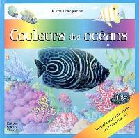 Couleurs des océans : un livre à hologrammes