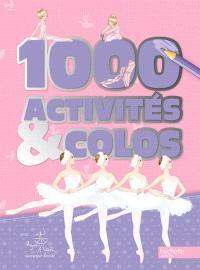 Danse : 1.000 activités et colos