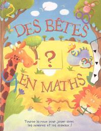 Des bêtes en maths ?