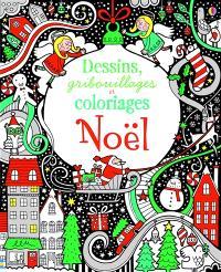 Dessins, gribouillages et coloriages Noël
