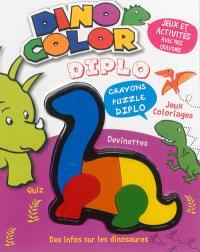 Dino color : diplo