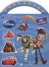 Disney : mes jeux