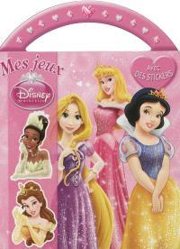 Disney princesse : mes jeux