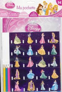Disney princesses : ma pochette