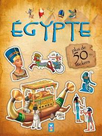 Egypte : plus de 50 stickers