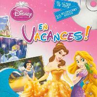 En vacances ! : Disney princesse